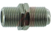 connector,rf coaxial,f in-series adapter,bulkhead,straight jack to jack,75 ohm -- 70032172