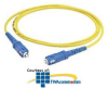 Panduit® Hybrid SC to LC Singlemode Duplex Patch Cord -- F9E3-10M3Y