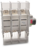 DISCONNECT SWITCH, NON-FUSIBLE, 400A, 3P, 600 VAC, UL 98 -- SCV400