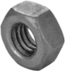 DIN 934 Hexagonal Stainless Steel Nuts -- MEA934MXO160 - Image