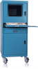 Free-Standing Workstation Electronic Enclosure -- FSE-054-4