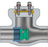 Pressure Seal Tilting Disc Check Valves