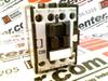 CONTACTOR 3POLE AUX-1/NO 460VAC 60HZ DIN RAIL MT. -- 130038