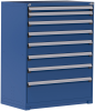 Heavy-Duty Stationary Cabinet (with Compartments) -- R5AHG-5851 -Image