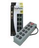 Belkin SurgeMaster - Surge suppressor - 10 output connector( -- F9D1000-15