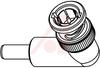 Connector; RF; BNC; Rt. Angle; Cable Plug; True 75 Ohm; RG-179B,187A -- 70142192