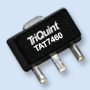 50 - 2600 MHz, 75 Ohm Single-Ended RF Amplifier -- TAT7460 -Image