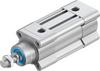ISO cylinder -- DSBC-40-20-PPSA-N3 -Image