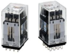 OMRON INDUSTRIAL AUTOMATION - G2AK-232A-DC24 - POWER RELAY, DPDT, 24VDC, 500mA, PLUG IN -- 354074