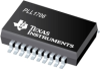 PLL1706 3.3 V Dual PLL Multi-Clock Generator -- PLL1706DBQ - Image