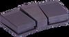 2-pedal Medical Foot Switch -- KF 2-MED GP25 - Image