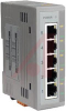 ETHERNET SWITCH,5 PORT INDUSTRIAL ETHERNET SWITCH -- 70039266
