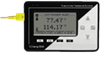 Battery Powered Thermocouple Temperature Recorder with an LCD -- TCTemp2000 - Image