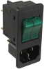 Power Entry Connectors - Inlets, Outlets, Modules -- 486-2199-ND - Image