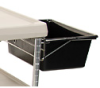 Accessory Storage bin for carts 47300-00 and -10 -- GO-47300-60 -- View Larger Image