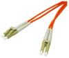 Cables To Go 3-Foot Multimode LC/LC Duplex Patch Cable with -- 33172