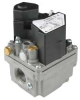 Gas Valve,1/2x3/4,Fast Opening -- 16X612 - Image