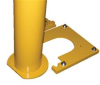 Bollard - Removable Steel Pipe -- BOL-RF-36-5.5
