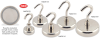 Grade 42 Neodymium Magnetic Hooks