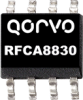 45 - 1218 MHz High Linearity, Low Noise CATV Gain Block -- RFCA8830 -- View Larger Image