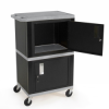 Dual Storage Cabinet Carts -- 12065