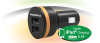 DURACELL DUAL USB CAR CHARGER - Image