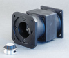 Servofoxx® Inline Servo Gearhead -- PL2FSA2 80:1 40