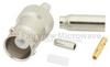BNC Female Connector Crimp/Solder Attachment For RG316, RG174, RG188, LMR-100A, LMR-100A-FR, 0.100 inch Cable -- FMCN1352 -Image