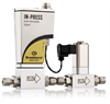 IN-PRESS Series Digital Pressure Meters/Controllers -- P-512CI+F-011AI -Image