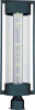 New Age LED Outdoor Pole/Post Lantern -- 88350CLTE