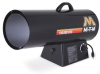 Propane Forced Air Heaters (LP, Natural Gas)