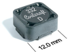 MSS1260 Series Shielded Surface Mount Power Inductors -- MSS1260-274 -Image