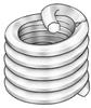 Helical Insert,Lock,M3.5x0.5,PK100 -- 4GDV5