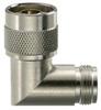 N Series Plug to Jack Angle Adapter -- 400-RA-427
