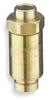 Backflow Preventer,Brass -- 2LVL1
