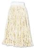 Wet Mop Heads, Cotton, 16-oz., White, 12/Carton -- UNS216CCT