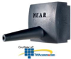 Bogen N.E.A.R. Terminal Block Electrical Cover -- ASTB4
