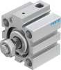 Short-stroke cylinder -- AEVC-32-5-A-P-A -Image