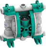 AODD Aluminum ASTRA Pumps -- DDA 75