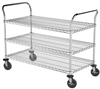 Mobile Wire Utility Cart -- AWCART - Image