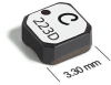LPS3314 Series Low Profile Shielded Power Inductors -- LPS3314-822 -Image