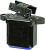 TP Series Rocker Switch, 2 pole, 2 position, IWTS (14-16 Gage) terminal, Above Panel Mounting -- 102TP81-3 -Image