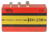 In-Line Signal Conditioning Amplifiers -- S7DC DC Powered Strain Gauge Transducer Amplifier - Image