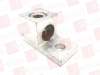 ILSCO TA350 ( MECHANICAL LUG, 3 / 8 BOLT SIZE, WIRE RANGE - 300KCMIL-6, 5/16 HEX SIZE, DUAL RATED -ONE CONDUCTOR ) -Image