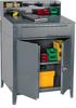 RELIUS SOLUTIONS Cabinet-Style Shop Desk -- 5301400