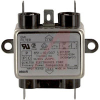 Filter, EMI; 10 A (RMS) (Max.) @ 250 VAC; 2250 VDC (Line to Ground); 115/250 -- 70133316 - Image