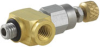 Miniature 10-32 Threaded Needle Valve -- NV