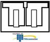 Leviton Duplex Receptacle or Combination Device Die-Cast.. -- 4970