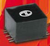 4283-1400 High Voltage, Low Profile Transformer
