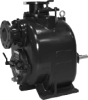 Self-priming Trash Pump -- Model EFQU, EFQT